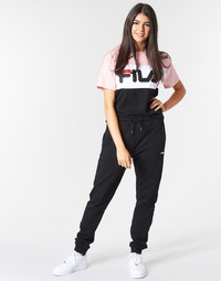 Clothing Women Tracksuit bottoms Fila EDAN sweat pants Black