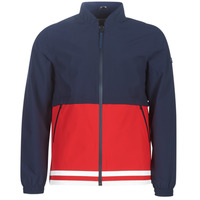 Clothing Men Jackets Aigle YRMUK Marine / Red