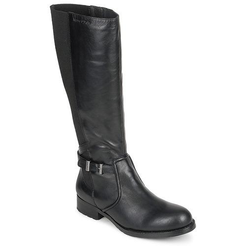 Shoes Women High boots Marc O'Polo ZINDI Black