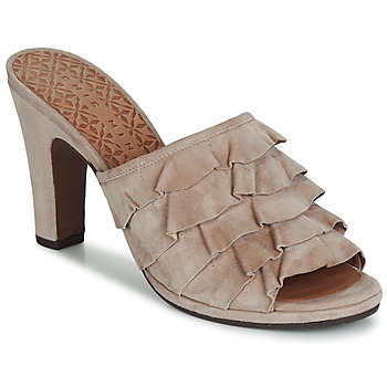 Shoes Women Mules Chie Mihara ABEJA Beige