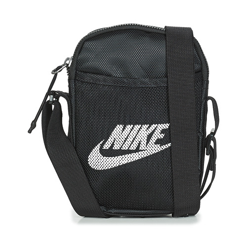 Bags Pouches / Clutches Nike NK HERITAGE S SMIT Black