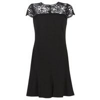 Clothing Women Short Dresses Lauren Ralph Lauren CALLY Black