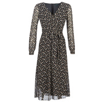 Clothing Women Long Dresses Lauren Ralph Lauren HOLDEN Multicolour