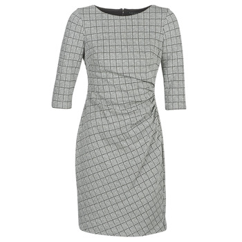 Clothing Women Short Dresses Lauren Ralph Lauren CIERRA Grey