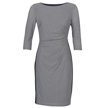 Clothing Women Short Dresses Lauren Ralph Lauren KAROL Grey