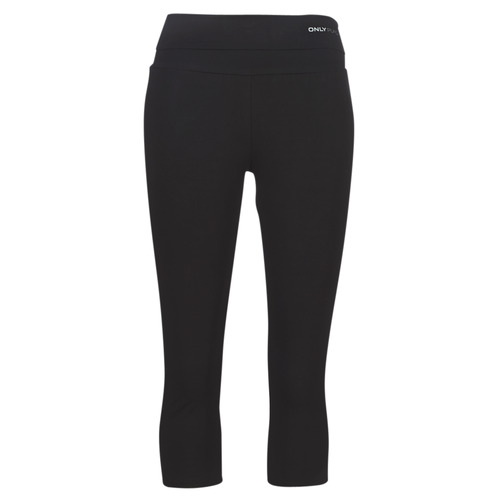 Clothing Women Shorts / Bermudas Only Play ONPFOLD Black