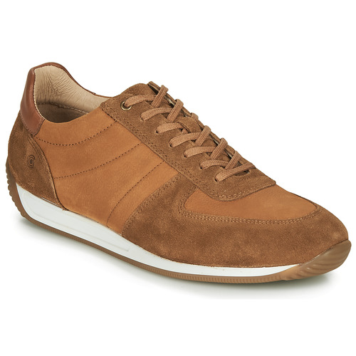 Shoes Men Low top trainers Casual Attitude LARY Camel