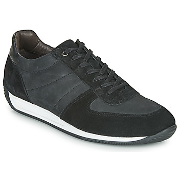 Shoes Men Low top trainers Casual Attitude LARY Black