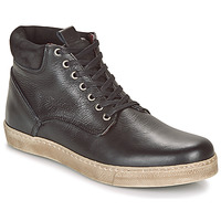 Shoes Men Mid boots Casual Attitude LEO Black