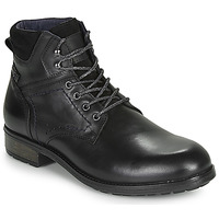 Shoes Men Mid boots Casual Attitude LULLY Black