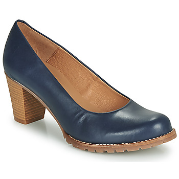 Shoes Women Heels Casual Attitude HARCHE Marine