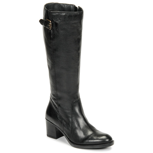 Shoes Women High boots Clarks MASCARPONE ELA Black