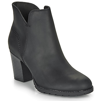 Shoes Women Ankle boots Clarks VERONA TRISH Black
