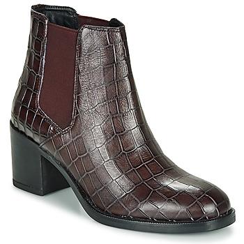 Shoes Women Ankle boots Clarks MASCARPONE Bordeaux