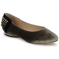 Shoes Women Flat shoes Kat Maconie CECILIA GREY /  BLACK