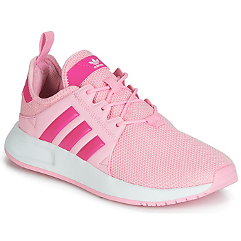 cheap for discount 42722 da0ee Shoes Children Low top trainers adidas Originals X PLR J Pink