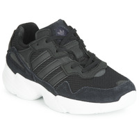 Shoes Children Low top trainers adidas Originals YUNG-96 C Black