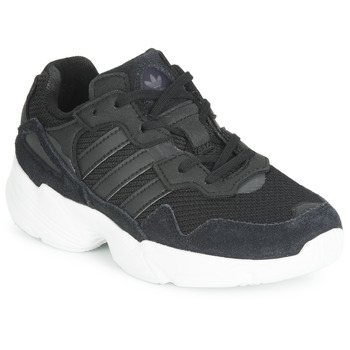 Shoes Children Low top trainers adidas Originals YUNG-96 C Black