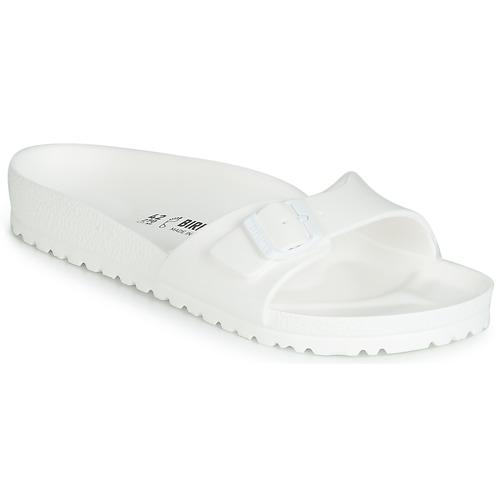 Shoes Women Mules Birkenstock Madrid EVA White