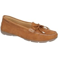 Shoes Women Loafers Hush puppies Maggie Womens Moccasin Shoes brown