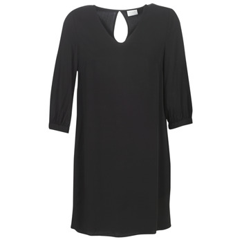 Clothing Women Short Dresses Vila VISIGGA Black