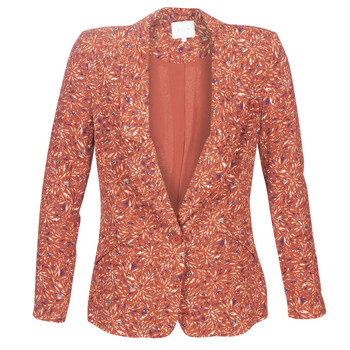 Clothing Women Jackets / Blazers Vila VIKAFINA Red