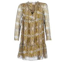 Clothing Women Short Dresses Moony Mood PLONI Yellow