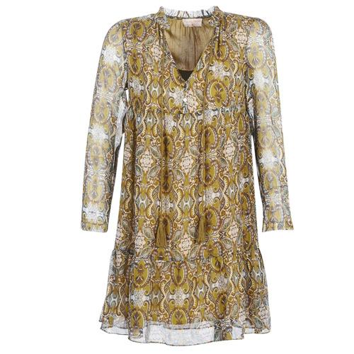 Clothing Women Short Dresses Moony Mood LONI Yellow