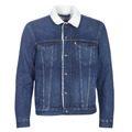 Clothing Men Denim jackets Levi's