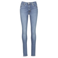 Clothing Women Skinny jeans Levi's 721 HIGH RISE SKINNY Sun