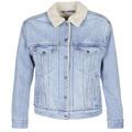 Clothing Women Denim jackets Levi's