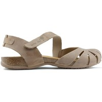 Shoes Women Sandals Interbios Sandals  UNIVERSE BEIGE
