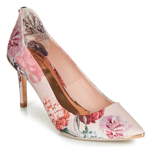 Shoes Women Heels Ted Baker VYIXYNP2 Pink