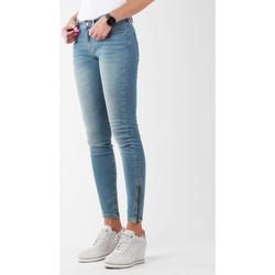 Clothing Women Skinny jeans Wrangler Skylark W27F4072F blue
