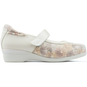 Shoes Women Flat shoes Dtorres SHOES DORES AMELIE 2019 W BEIG