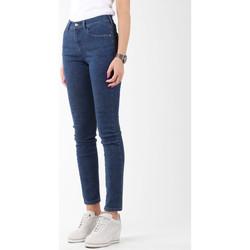Clothing Women Skinny jeans Wrangler Blue Star W27HKY93C navy