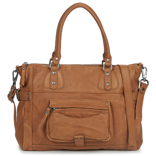 Bags Women Handbags Sabrina CAMILLE Cognac