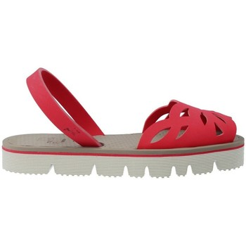 Shoes Women Sandals Mykai Avarcas MyKai Nur Sandalias Avarcas Casual de Mujer red