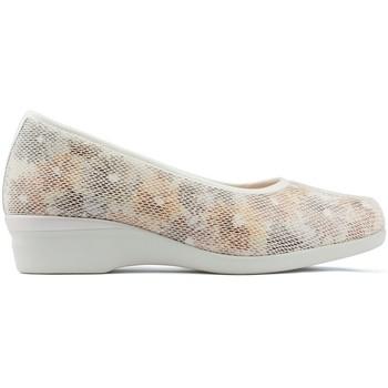 Shoes Women Flat shoes Dtorres Dancers  CARLOTA 19 BEIG