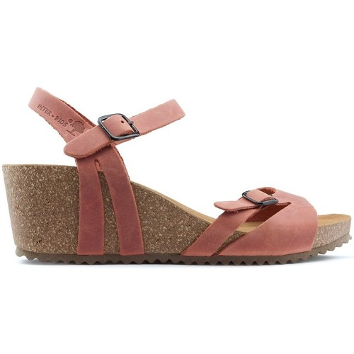 Shoes Women Sandals Interbios W comfortable wedge sandals TEJA