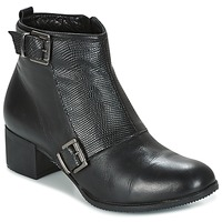 Shoes Women Ankle boots Andrea Conti CASTEL Black