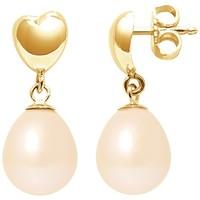 Watches Women Earrings Blue Pearls BPS K324 W Multicolored