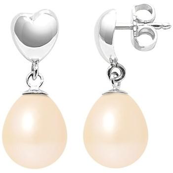 Watches Women Earrings Blue Pearls BPS K324 W  OB Multicolored