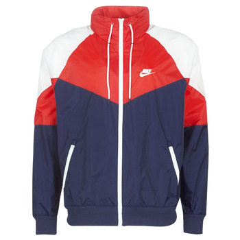 Clothing Men Macs Nike M NSW HE WR JKT HD + Marine