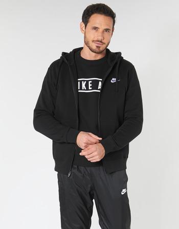 Nike M NSW CLUB HOODIE FZ BB