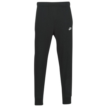 Clothing Men Tracksuit bottoms Nike M NSW CLUB JGGR BB Black