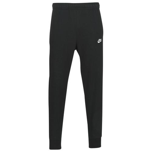 Clothing Men Tracksuit bottoms Nike M NSW CLUB JGGR BB Black