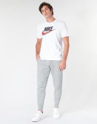Clothing Men Tracksuit bottoms Nike M NSW CLUB JGGR BB Grey