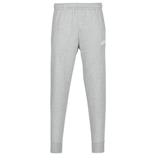 Clothing Men Tracksuit bottoms Nike M NSW CLUB JGGR BB Grey