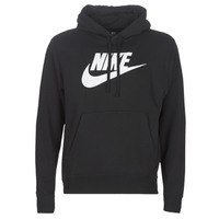 Clothing Men Sweaters Nike M NSW CLUB HOODIE PO BB GX Black